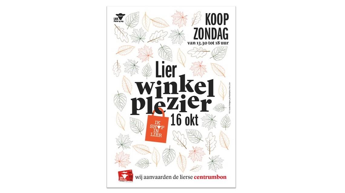Lier Winkelplezier 16/10/2016