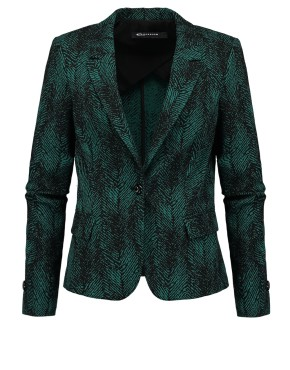 Blazer Expresso Fashion Jennifer - Groen