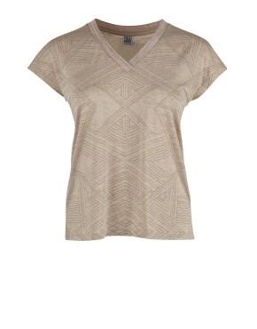 T-shirt Saint Tropez P1602 - Beige