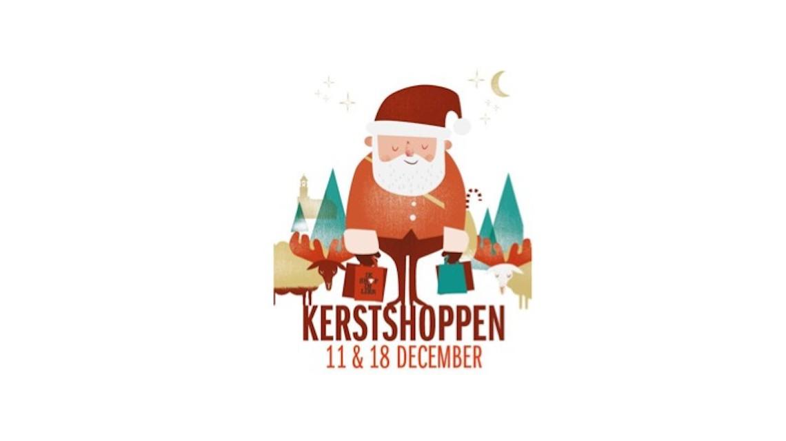 kerstshoppen in Lier