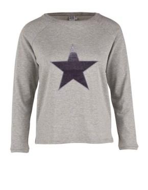Sweater Saint Tropez P1721 - Grijs