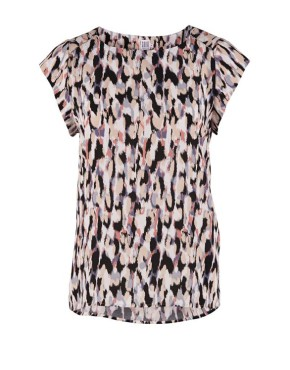 Top Saint Tropez P1371 - Animal Print