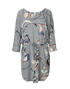 Jurk MbyM 26315102 Hadley Dress - Kalayah Print