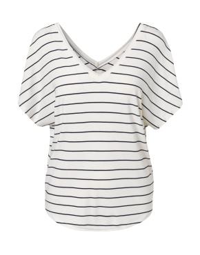 T-shirt MbyM Josefia, Gogreen, Stripe