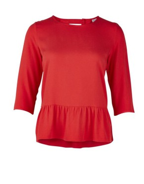 Top Saint Tropez P1155 - Rood