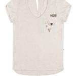 T-shirt 10FEET 750034 - Natural