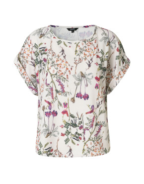 Top MbyM 25025288 Cheeky, Clover Print