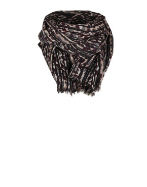 Sjaal Saint Tropez R9106 - Bordeaux
