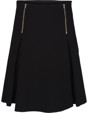 Rok Minus MI2087 Mim Skirt - Zwart