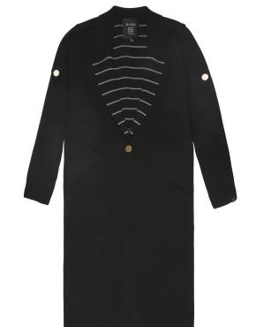 Mantel 10FEET - 770009 - Zwart