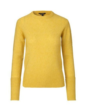 Trui MbyM 25774335 - Ilse, Forever Knit - Geel