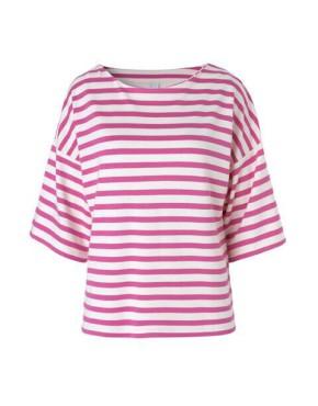 Top MbyM 24585783 Binky, Colette Stripe - Roze