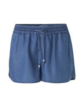 Short MybM 25345998 Memphis Mikler Short - Denim