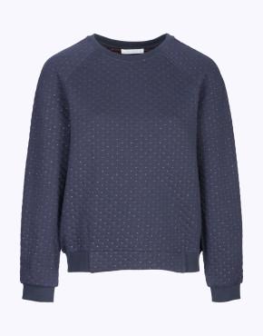 Sweater By-Bar 18415013 Jamy Sweat - Navy