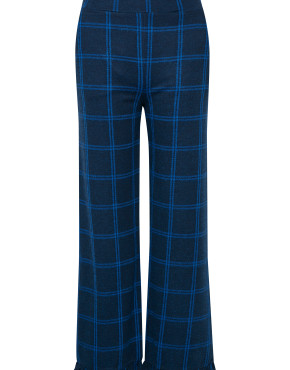 Broek Soaked in Luxury 30403304 - Blauw