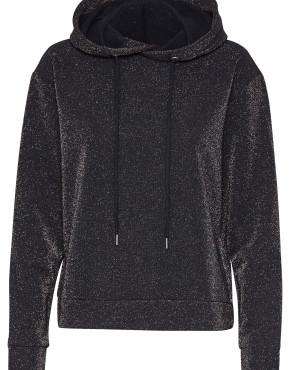 Hoodie Soaked In Luxury 30403308 - Zwart