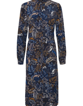 Jurk Soaked In Luxury 30403443 - Rosylee Shirt Dress - Peacock