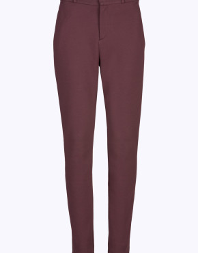 Broek By-Bar 18418013 Sem Pant - Bordeaux