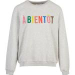 Sweater By-Bar Jaimy Sweat A Bientot - Grijs