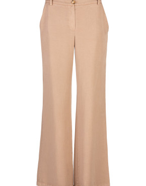 Broek By-Bar 19218001 Elin Pant - Camel