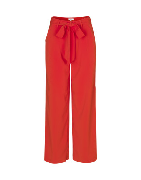 Broek MbyM 25645430 Gilroy Hysteric - Rood