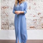 Jurk Wearable Stories 1195001650 Abbey - Blauw