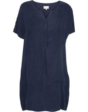Jurk Minus MI2460 Concella Dress - Blauw