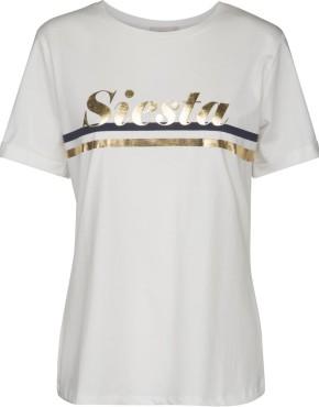 T-shirt Minus MI2977 Jules Tee - Gebroken Wit