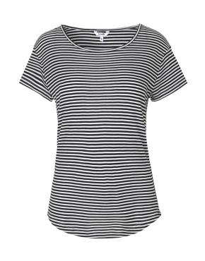 T-shirt MbyM 42526706 Lucianna - Zwart