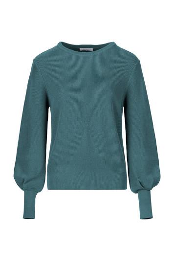 Trui By-Bar 19515005 Doortje Pullover - Grijsblauw