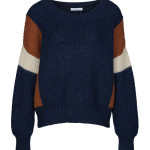 Trui By-Bar 19415006 Laura Pullover - Navy