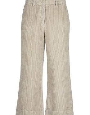 Broek By-Bar 19418012 Reine Short Pant-Silver Stone
