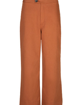 Broek By-Bar 19418017 Duke Pant-Terrcotta