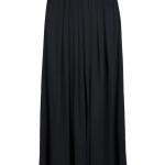 Rok By-Bar 19418127 Lien Skirt Cupro - Jet Black