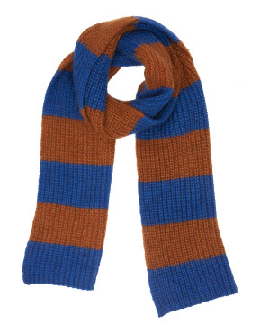 Sjaal By-Bar 19426802 Sofie Scarf - Kingsblue