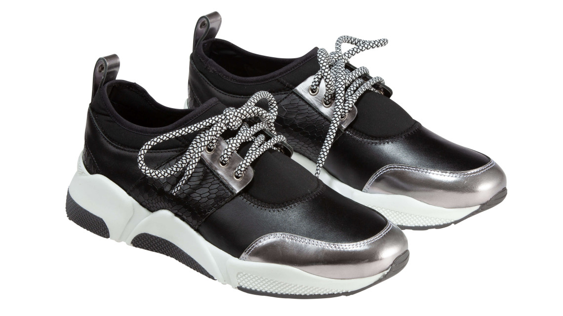 Bobby Sneaker Black