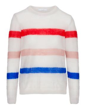 Trui By-Bar 20115005 Gwen Stripe Pullover - Multi