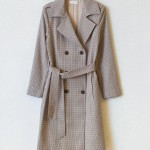 Trenchcoat Ese O Ese 108232 Trench Kensignton - Checks