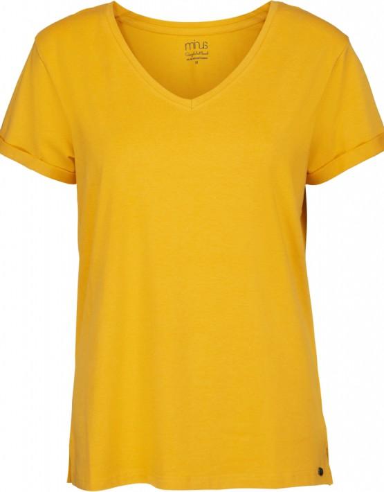 T-Shirt Minus MI1901 Adele Tee - Sunflower