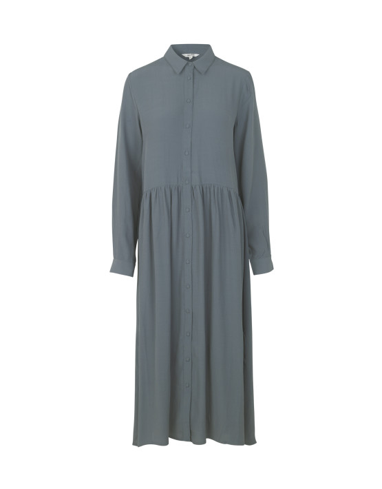 Jurk MbyM 45316687 Ellia, Malinas, Dress - Dark Slate