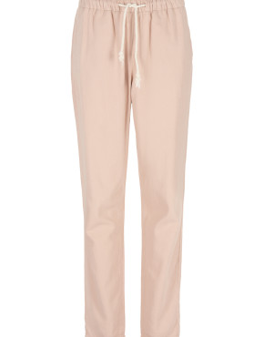 Broek By-Bar 20118011 Emily Pique Pant - Ash Rose