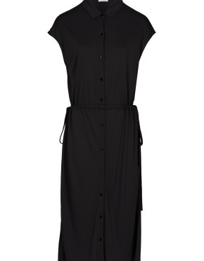 Jurk By-Bar 20117019 Agnes Dress - Black