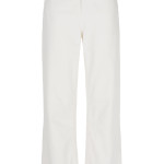 Broek By-Bar 20118007 Mojo Twill Pant - Off White