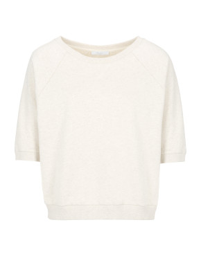 Sweater By-Bar 20115013 Lena Swea Top - Oyster