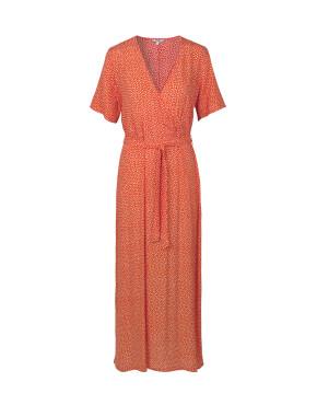 Jurk MbyM 47366875 Semira Dress - Charlize Print