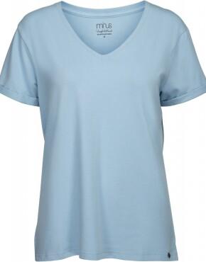 T-shirt Minus MI1901 - Adele - Lichtblauw