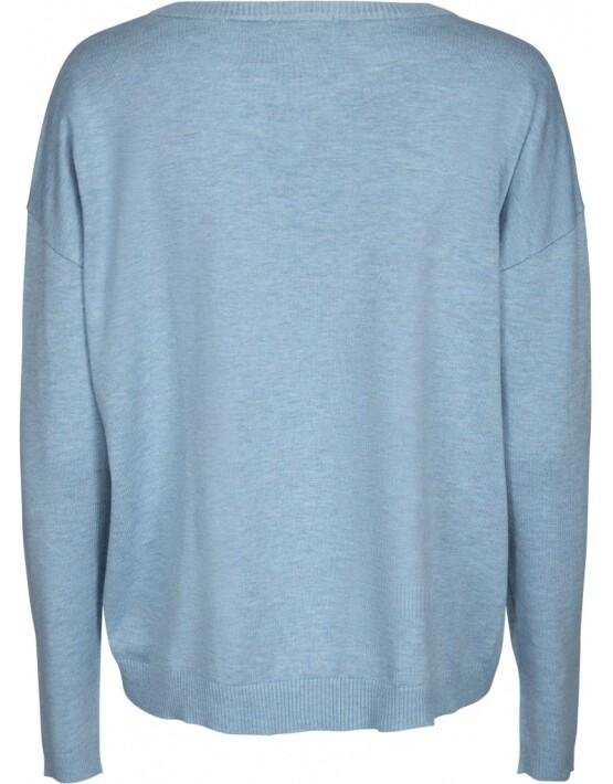 MI2966 - 506 Bounty blue melange - Extra 2