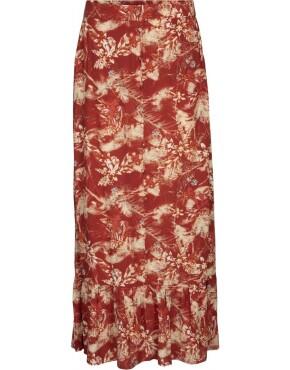 Rok Minus MI3464 - Sunja Skirt - Palm Print