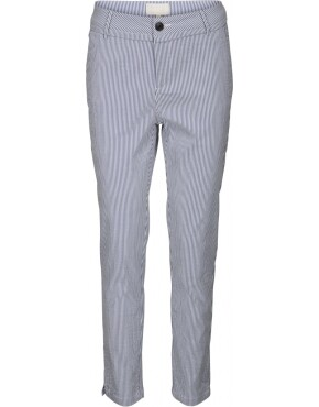 Broek Minus MI3514 - Carma Striped 7/8 Pant