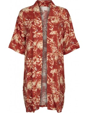 Kimono Minus MI3523 - Sunja - Palm Print